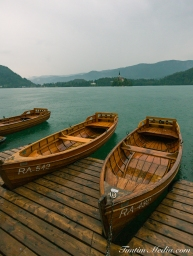 Bled boats
