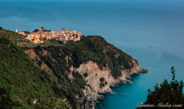 Corniglia Blue Hour