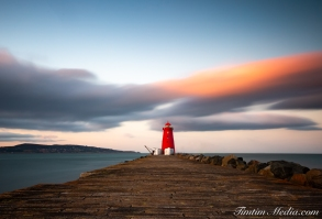 Poolbeg lighthouse
