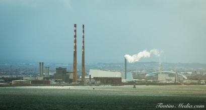 Poolbeg Stacks